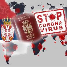 EVROPA SE POLAKO ZAKLJUČAVA: U koje države Srbi i dalje mogu da putuju i pod kojim USLOVIMA?