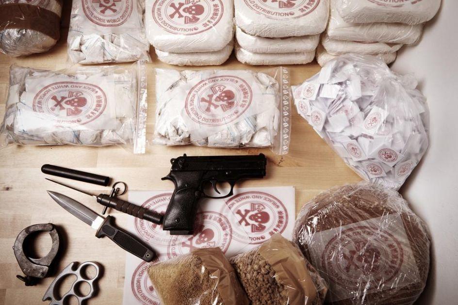 EVROPA U STRAHU: Raste nasilje među među narko-bandama! Droga sve dostupnija!