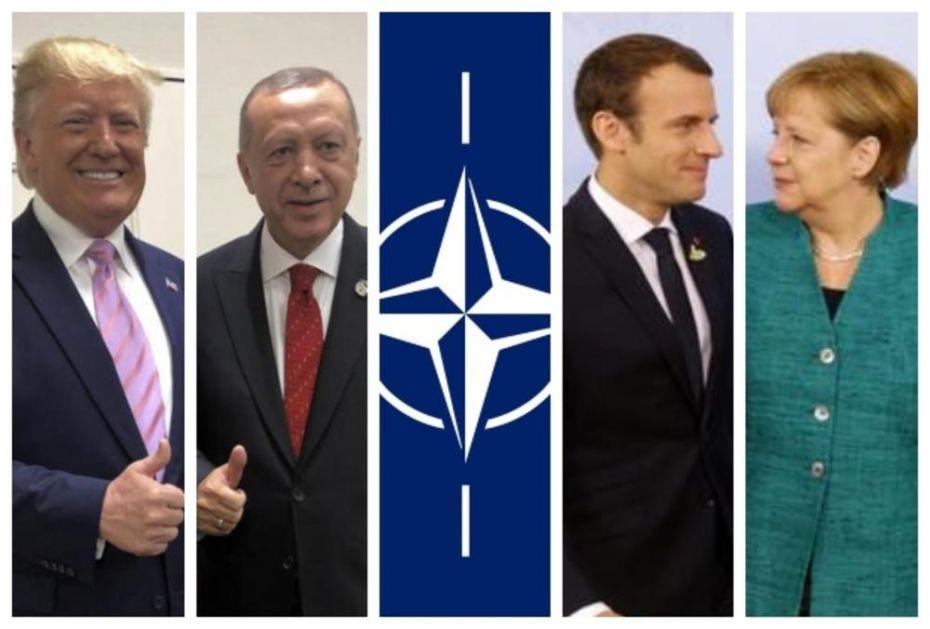 EVROPSKE ČLANICE NATO OGORČENE ZBOG BAHATOSTI  SAD I TURSKE: Evo kako je kriza u Siriji minirala temelje Alijanse i najavila novi svetski poredak!