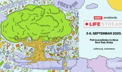 EXIT Festival: Projekat Life Stream sa Petrovaradinske tvrdjave u septembru