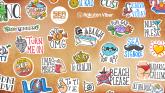 EXIT predstavlja Sea Dance stikere na Rakuten Viberu za preko milijardu korisnika širom sveta!