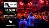 "EXIT timu novi ""festivalski oskar"": No Sleep najbolji novi festival Evrope"