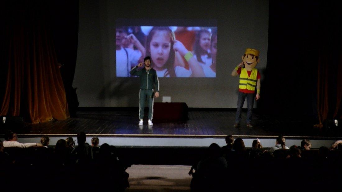 Edukacija za školarce u Plandištu: Pažljivko u saobraćaju