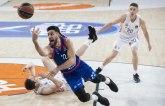 Efes deklasirao Real, Micić se ispromašivao i povredio