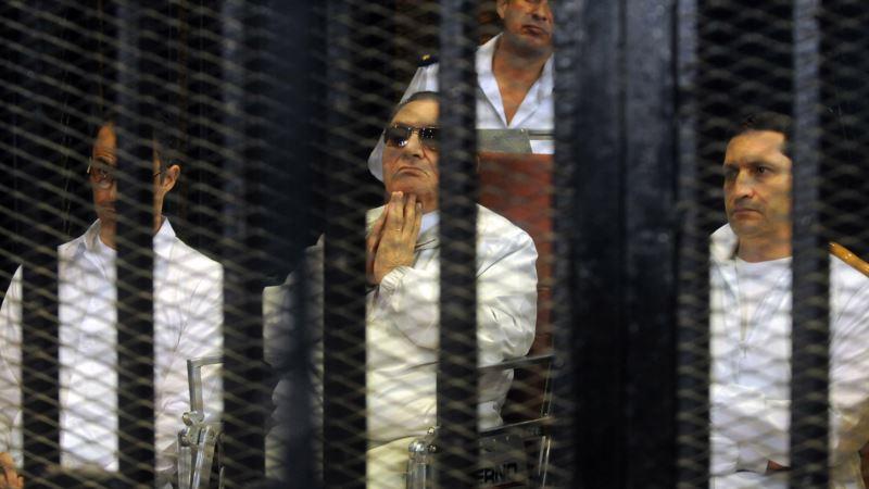 Egipat: Sud oslobodio Mubarakove sinove
