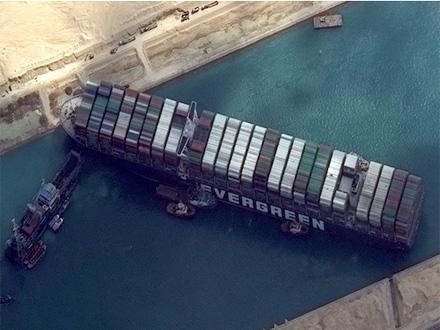 Egipat traži 900 miliona dolara odštete zbog blokade Sueckog kanala