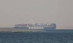 Egipat zaplenio brod koji je blokirao Suecki kanal