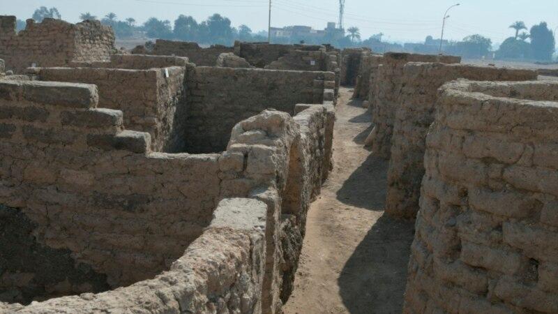 Egipatski arheolozi iskopali izgubljeni grad faraona