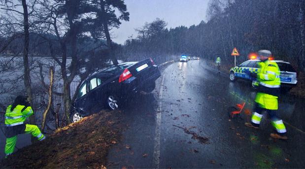 Ekipa za istraživanje nesreća iz kompanije Volvo Cars slavi 50. godišnjicu
