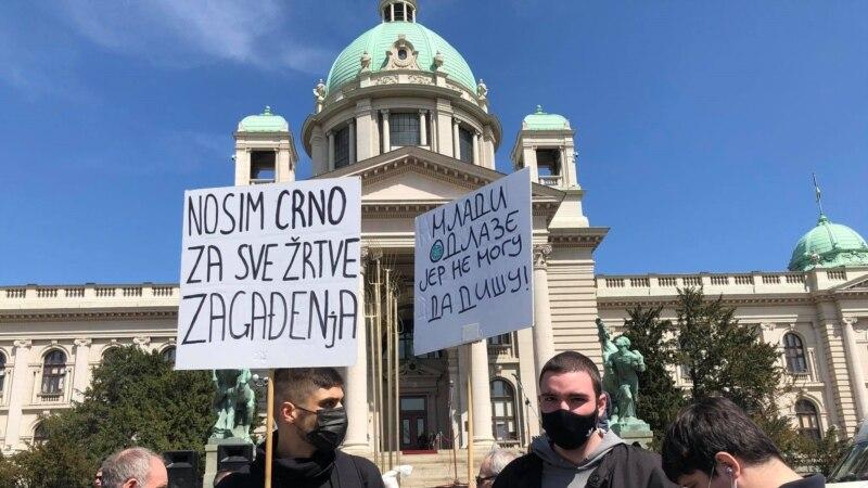 Ekološki ustanak u Beogradu: Potreban nam je ekološki patriotizam