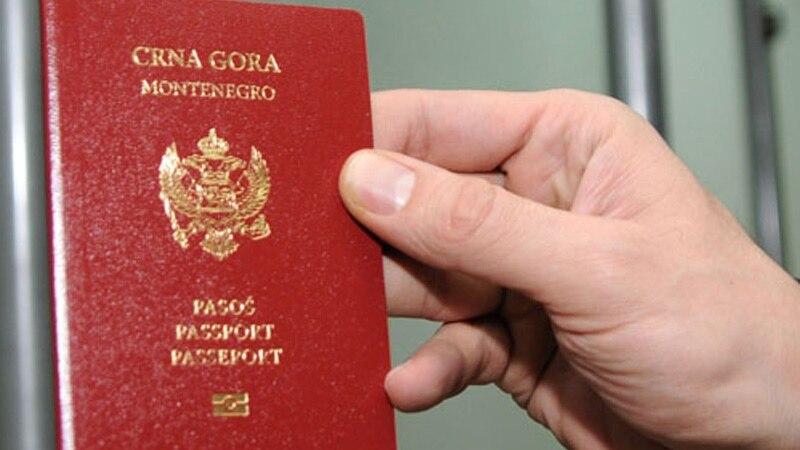 Ekonomsko državljanstvo Crne Gore tražilo gotovo 700 stranaca