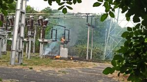 Eksplozija i požar u trafo stanici, pojedini delovi Novog Beograda bez struje