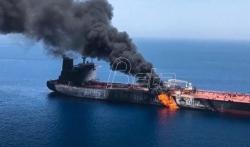 Eksplozija na izraelskom brodu u Omanskom zalivu povećala napetost u regionu