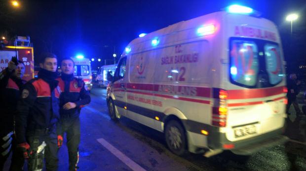 Eksplozija na putu u Turskoj, četvoro mrtvih