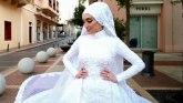 Eksplozija u Bejrutu: Kako je svadbeni fotograf snimio trenutak eksplozije