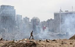 Eksplozija u bejrutskoj luci ostavila krater dubok 43 metra