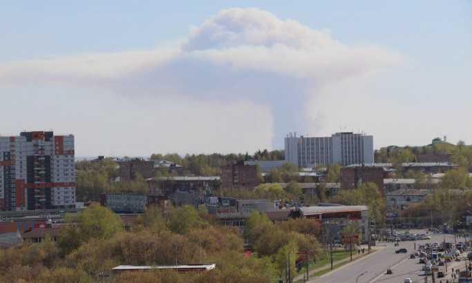 Eksplozija u skladištu oružja u Rusiji, evakuisano dve hiljade ljudi