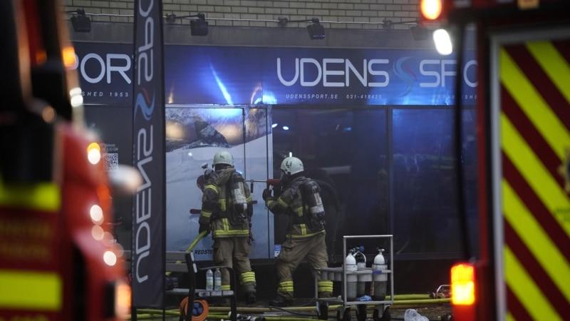 Eksplozija u stambenom području švedskog Geteborga, četvoro povrijeđenih