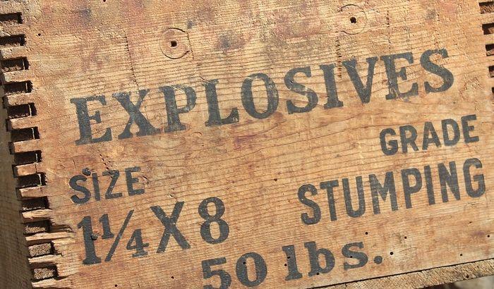Eksplozivna naprava pronađena na ulici u Baru