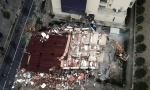 Eksplozivom ruše zgrade: Evo kako je srušen hotel u Draču oštećen u zemljotresu (VIDEO)
