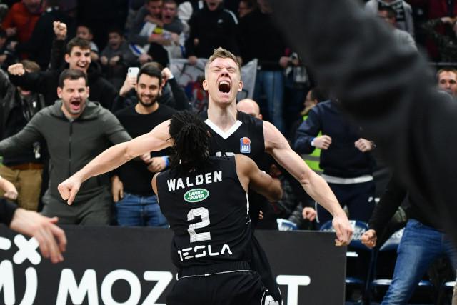 Ekspresno saopštenje Partizana na odluku ABA lige!