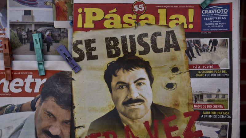 El Chapo proglašen krivim na suđenju u New Yorku