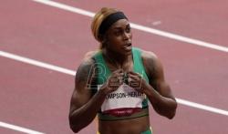 Elejn Tompson odbranila olimpijsko zlato na 100 metara