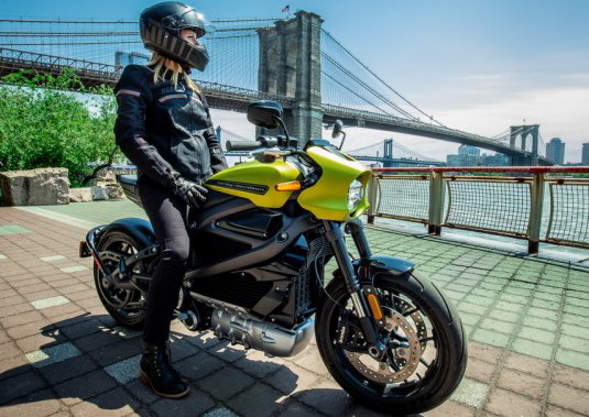 Električna glavobolja za Harley-Davidson