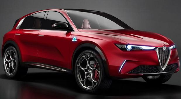 Električni Alfa Romeo SUV za 2022. godinu