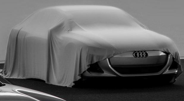 Električni Audi concept na PPE platformi