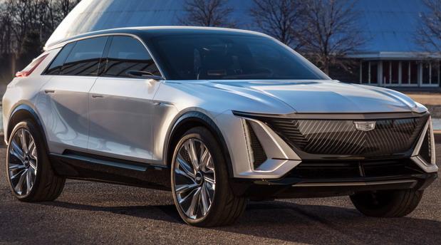 Električni Cadillac Lyriq