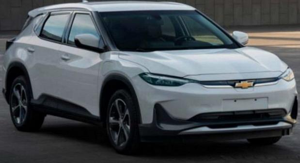 Električni Chevrolet Menlo