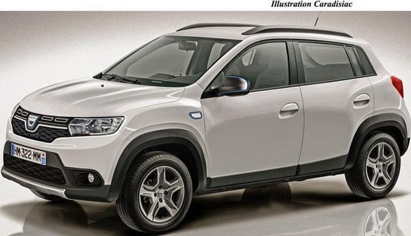 Električni Dacia model stiže u naredne dve godine