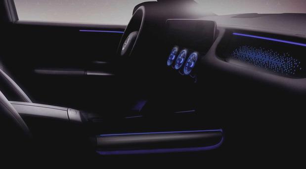 Električni Mercedes EQA najavljen za 20. januar
