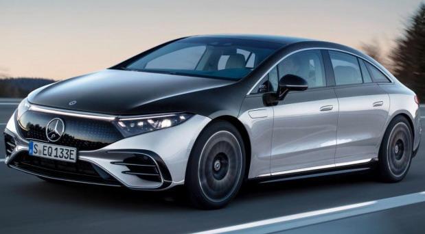Električni Mercedes EQS i zvanično