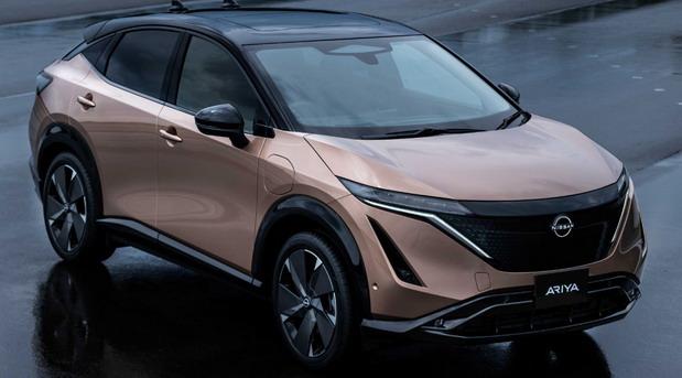 Električni Nissan Ariya i zvanično