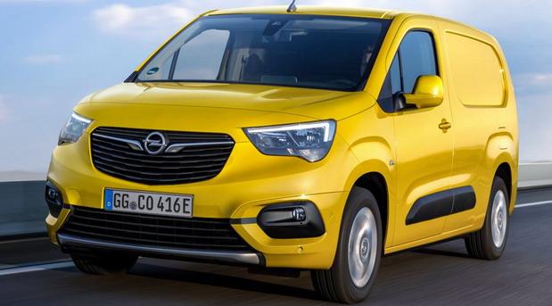 Električni Opel Combo-e