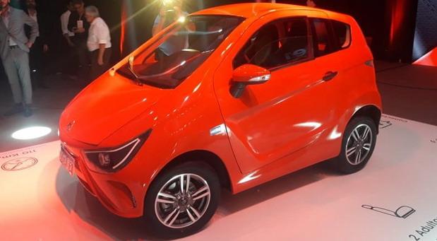 Električni Volt Motors e1 iz Argentine