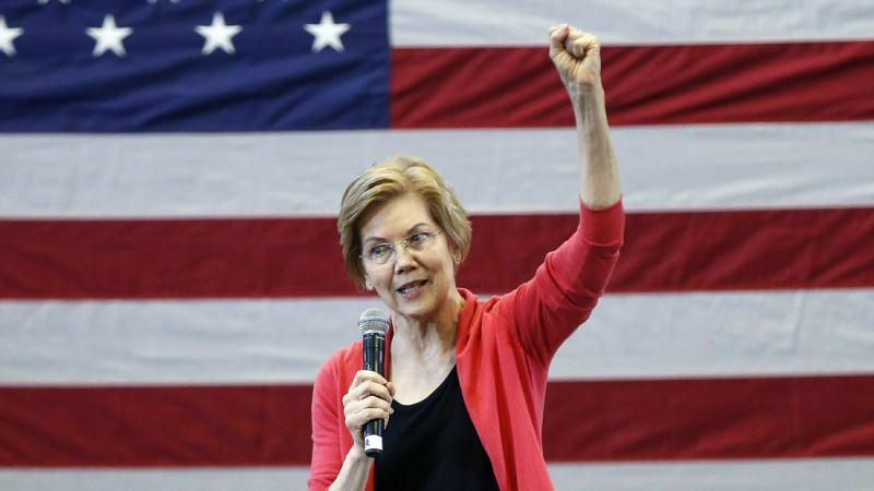 Elizabet Voren se kandidovala za predsednicu, pozvala na promene