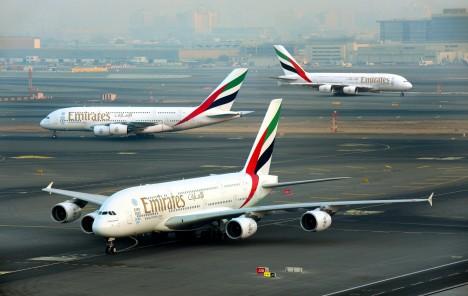 Emirates sutra u Rijeci traži kabinsko osoblje