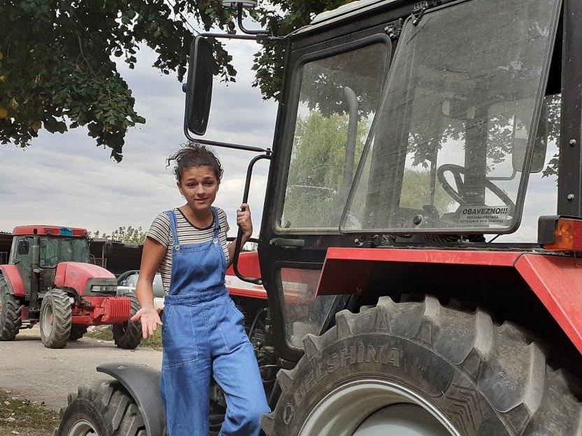Emisija Ja biram: Traktor