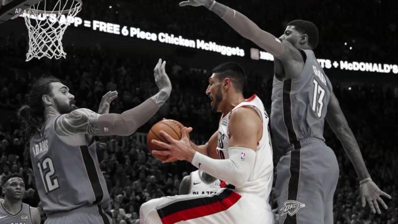 Enes Kanter: NBA zvezda optužena za terorizam
