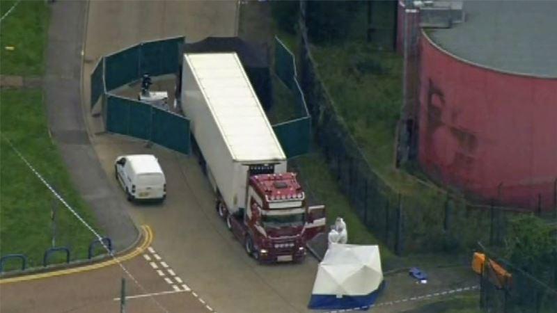 Engleska: Uhapšen četvrti osumnjičeni za smrt 39 ljudi