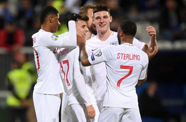 Engleska i Vels igraju u oktobru prijateljsku utakmicu na Vembliju