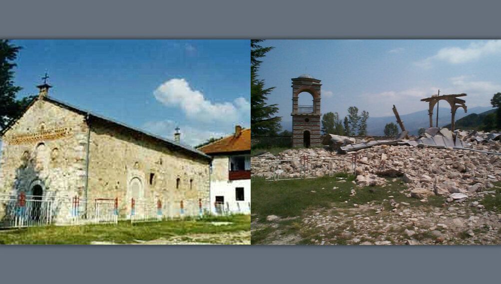 Eparhija:Obnova crkava i manastira dogovorena sa UNDP