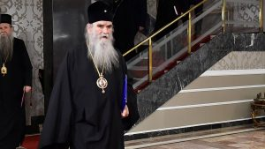Eparhije SPC osudile paljenje i skrnavljenje državnih simbola Crne Gore