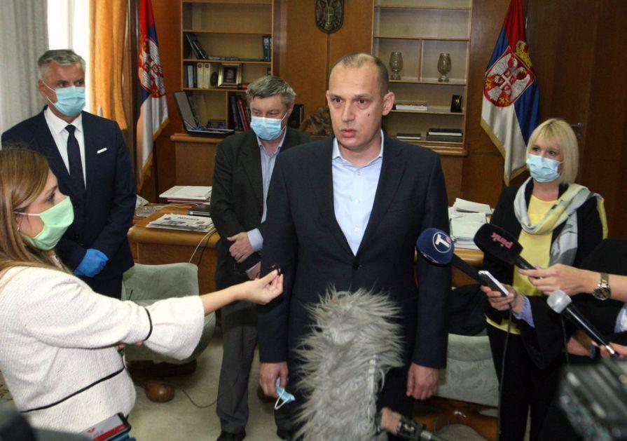 Epidemija se smiruje, Vranje, Leskovac i Smederevo, pod kontrolom