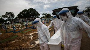 Epidemija u Brazilu postala globalna pretnja
