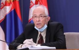 Epidemiolog Predrag Kon vanredno unapređen u rezervnog potpukovnika sanitetske službe