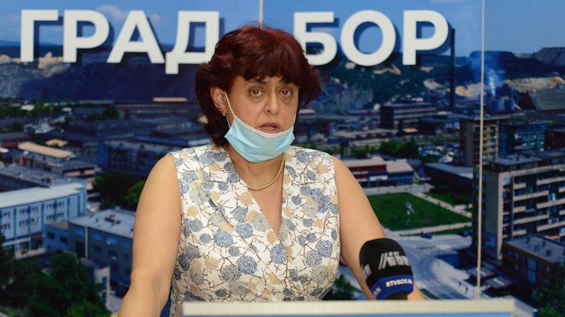 Epidemiološka situacija u Boru pod kontrolom, osam pacijenata na oporavku od koronavirusa